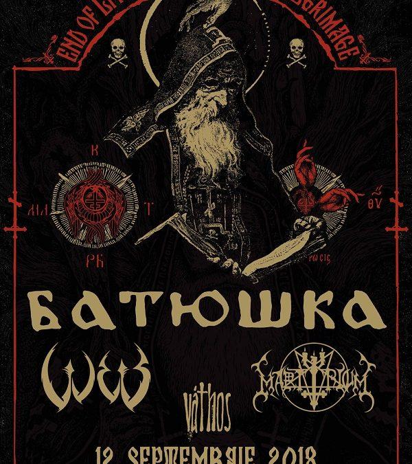 Program și reguli de acces la concertul Batushka din Quantic