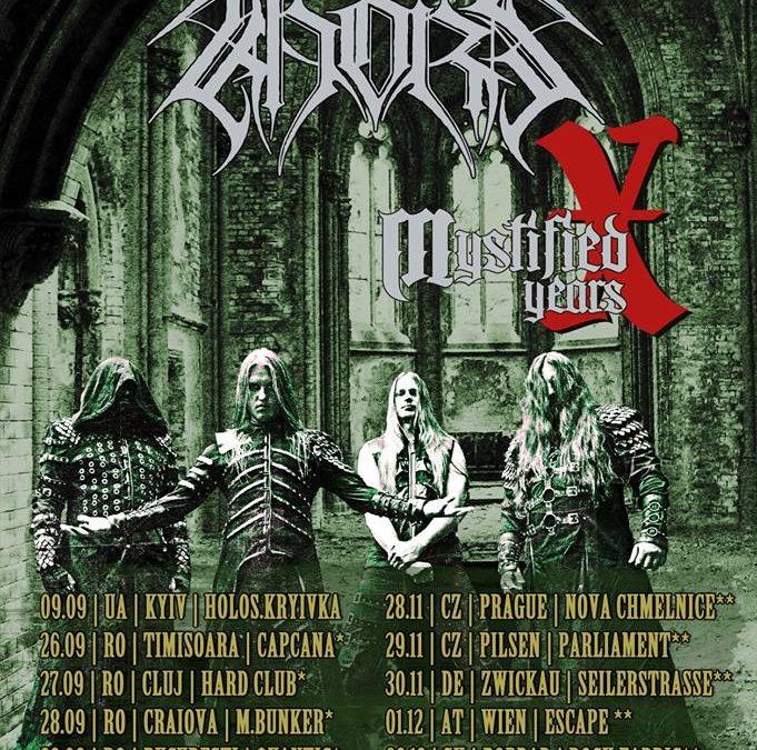 Cronică de concert: Khors, Raventale şi Barkasth în Hard Club Cluj-Napoca