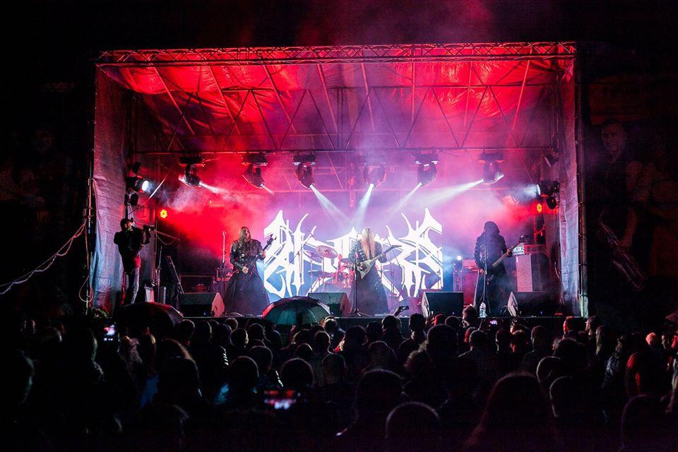 Trupa de black metal KHORS cântă LIVE la Timișoara, alături de Raventale și BARKASTH