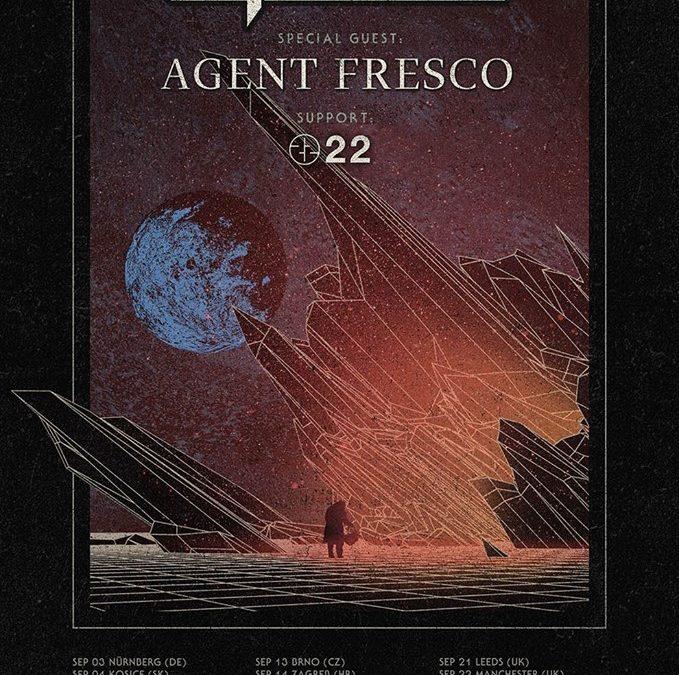 Leprous, Agent Fresco și 22 vor concerta saptămâna viitoare în Cluj-Napoca și în București
