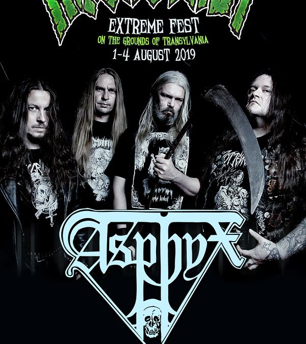 Doom metal olandez la Rockstadt Extreme Fest 2019