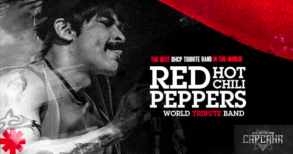 Cea mai bună trupă tribut, Red Hot Chili Peppers World Tribute Band, cântă în Timișoara