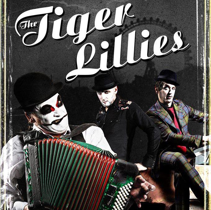 The Tiger Lillies vor concerta în 12 Octombrie în /Form Space Cluj-Napoca