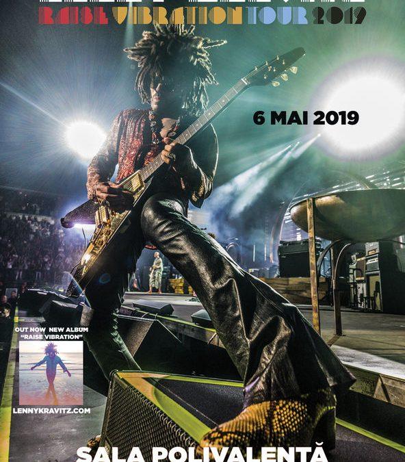 Lenny Kravitz la Cluj-Napoca: biletele s-au pus în vânzare