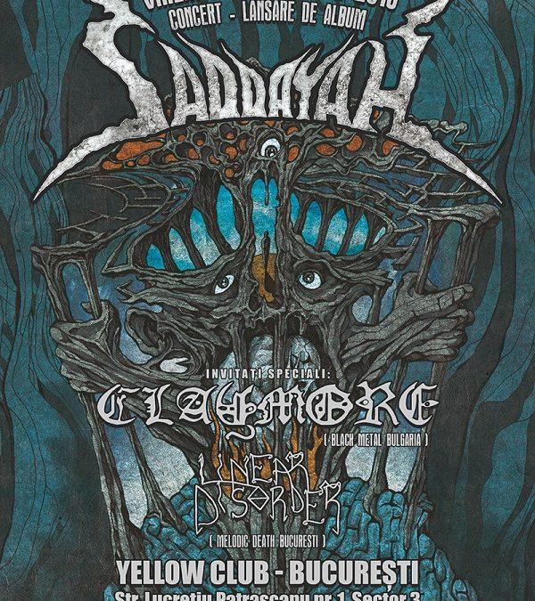 Programul concertului Saddayah de vineri