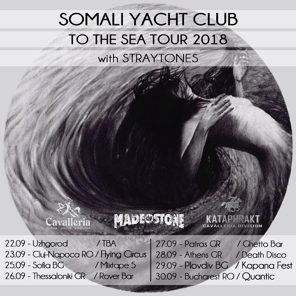 Turneu Somali Yacht Club în luna septembrie