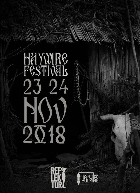 Haywire Festival 2018 la Timișoara