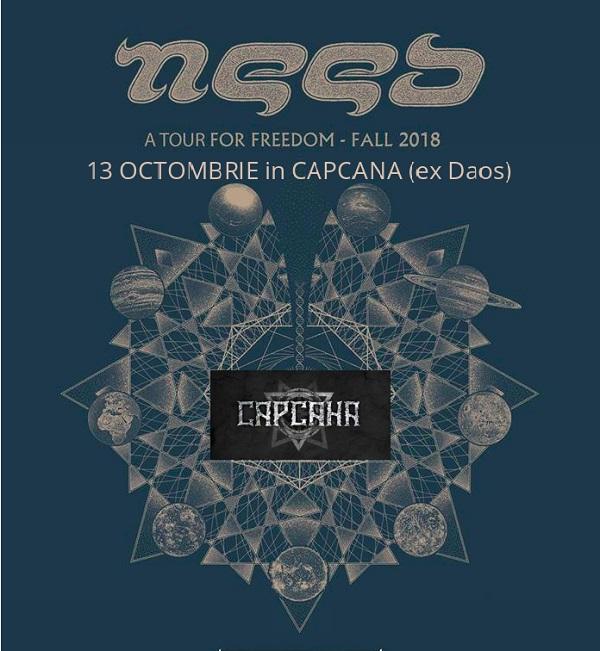 Super concert NEED în Capcana din Timișoara