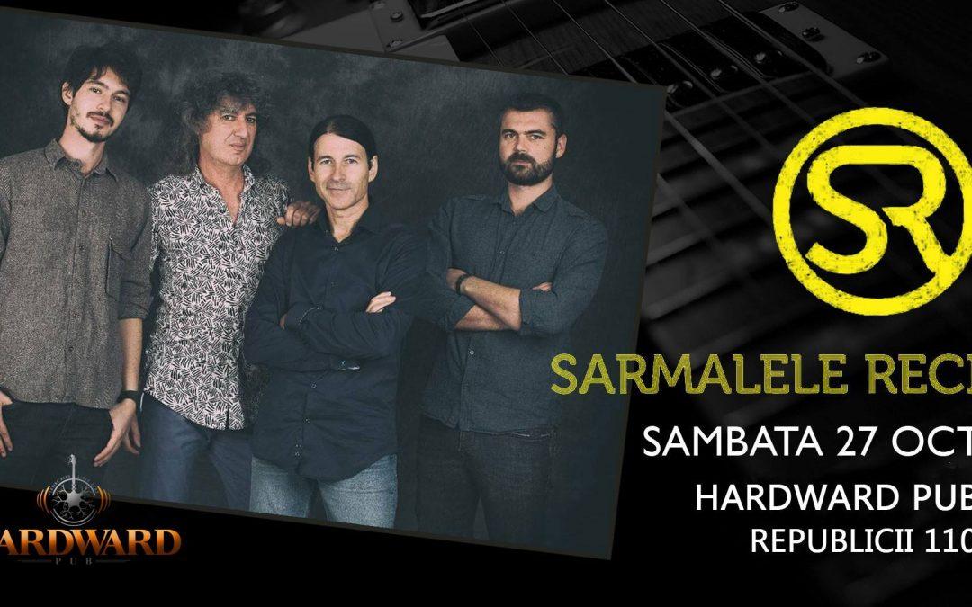 Cronică de concert: Sarmalele Reci în Hardward Pub Cluj-Napoca