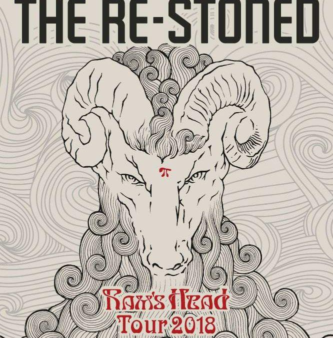 The Re-Stoned (Rusia) vor concerta în acest sfârșit de săptămâna în Cluj-Napoca și în Timișoara