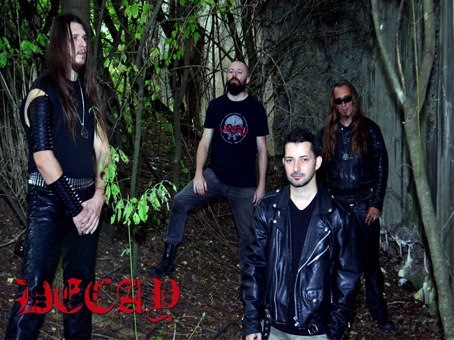 "DECAY au lansat noul EP, ""Brand New Nails"""