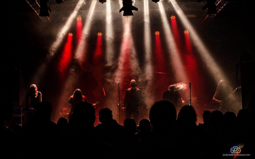 Concerte Eternal Fire și Vathos, 19 – 20 octombrie, la Târgu Jiu și Timișoara
