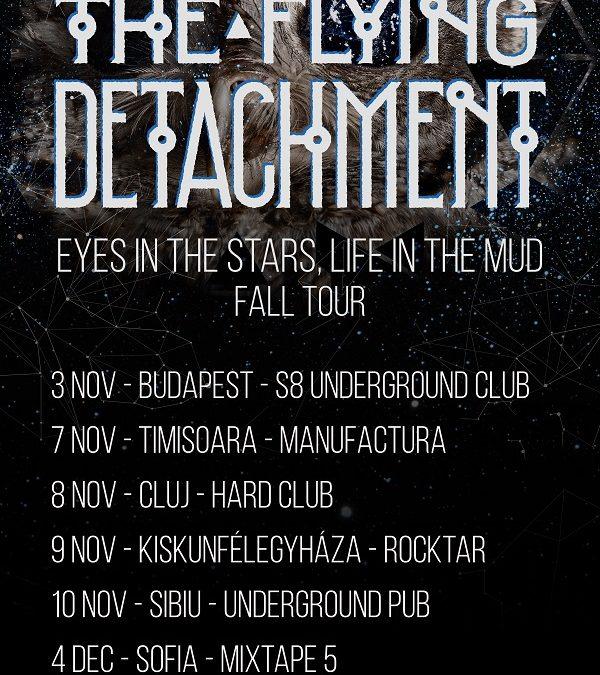 The Flying Detachment au lansat al doilea single de pe albumul de debut și pregătesc un turneu