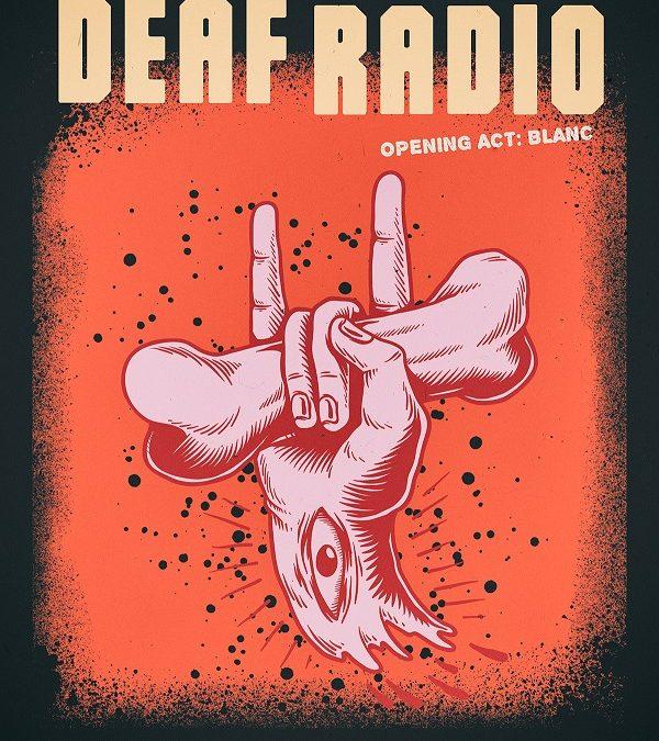 Psychedelicious prezintă: DEAF RADIO [GR] & BLANC [RO] live @ Expirat