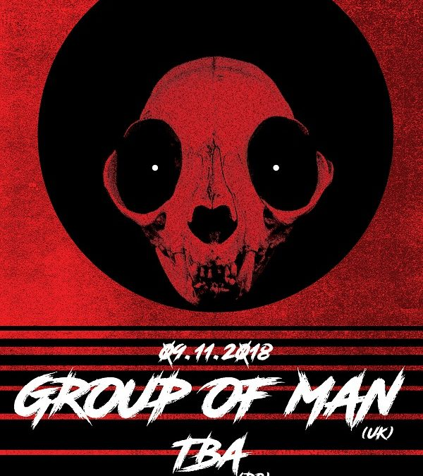 7Inc prezintă: Group of Man [UK] & TBA [RO], Live @ B52