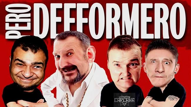 Concert Pero Defformero în Timișoara