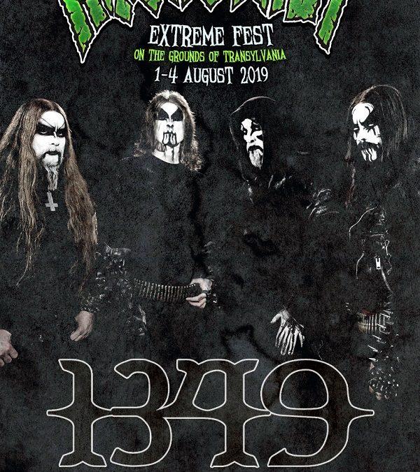 Trei noi nume confirmate la Rockstadt Extreme Fest 2019: 1349, pentru prima dată în România, Bölzer și Mgła