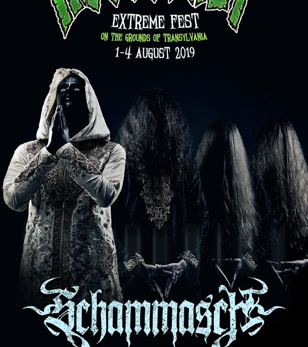 Schammasch și Ektomorf confirmați la Rockstadt Extreme Fest 2019