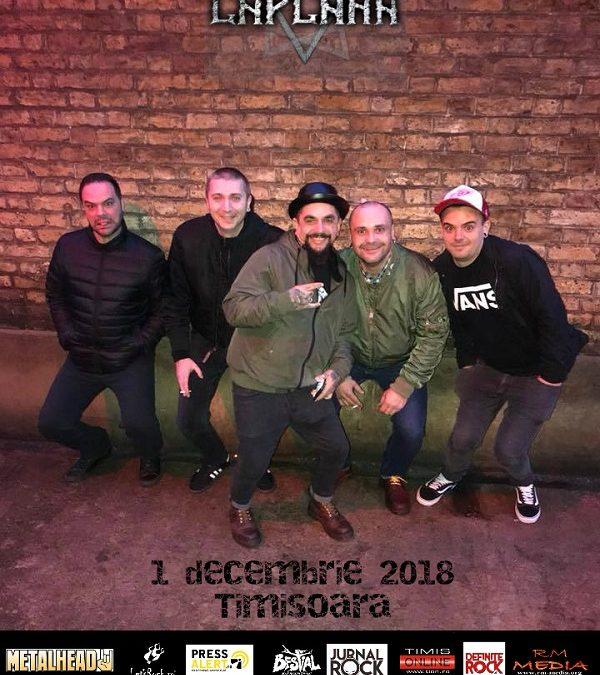 Scandal street punk și muzică de protest la Timișoara