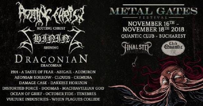 Metal Gates Festival – program și reguli de acces