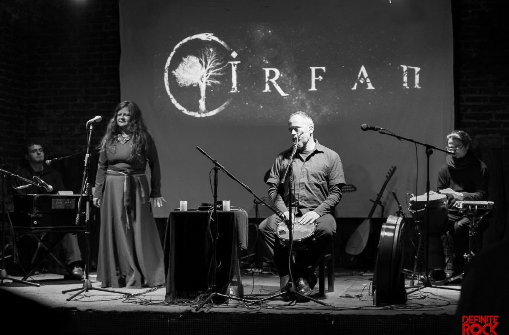 O seară magică alături de bulgarii de la Irfan