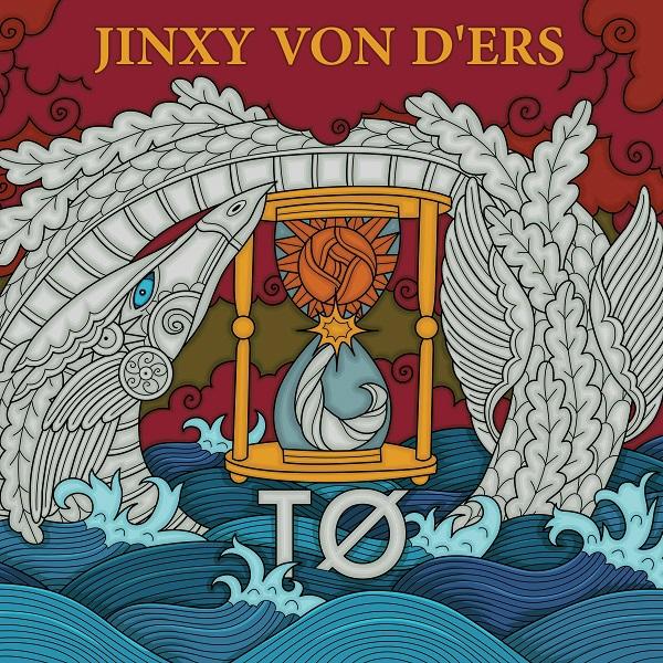 """JINXY VON D'ERS a lansat """"TØ"""" – primul album de studio al trupei"""