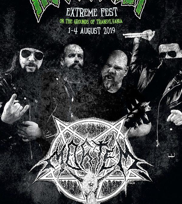 Mortem, pentru prima dată în România, la Rockstadt Extreme Fest 2019
