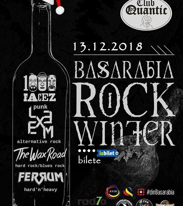 Basarabia ROCK Winter în Quantic