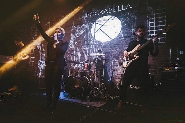 Trupa Rockabella va cânta în premieră piese de pe viitorul lor album pe 8 decembrie la unteatru
