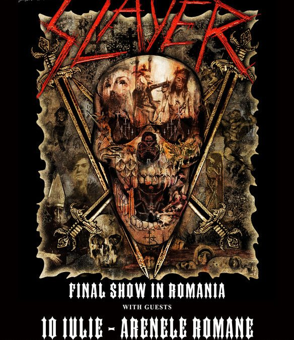SLAYER– Final Show @ Metalhead Meeting 2019