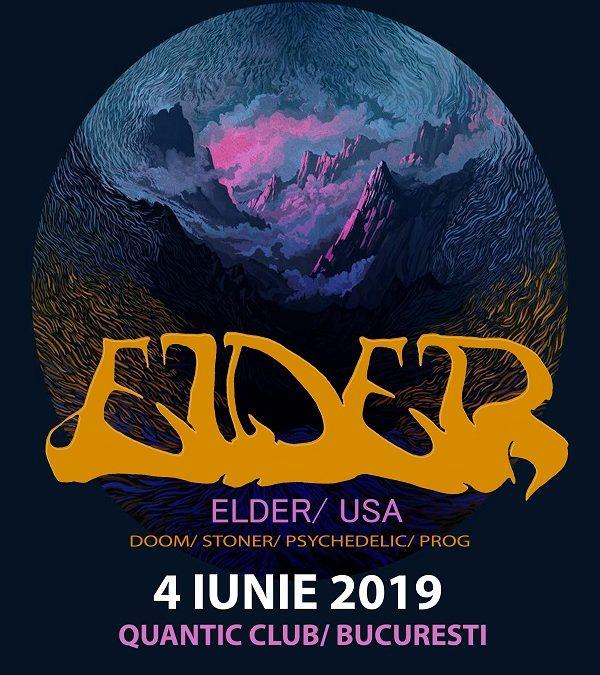 SoundArt prezintă Elder pentru prima dată în România