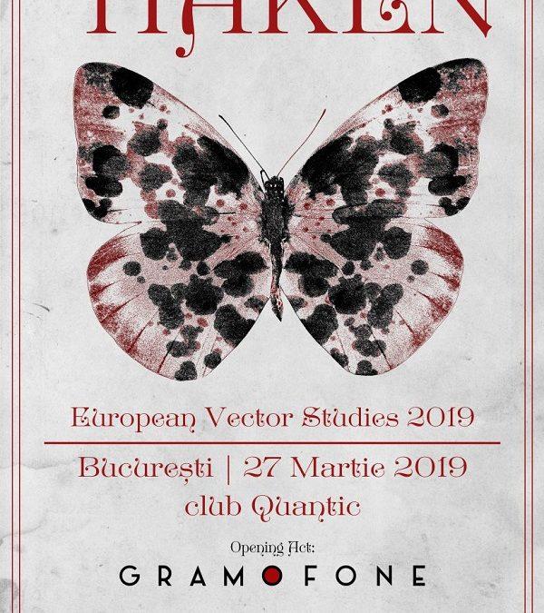 Concert HAKEN la București