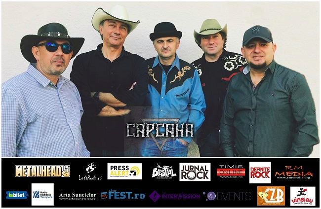 Country-rock made in Romania – Concert Desperado LIVE în Timișoara