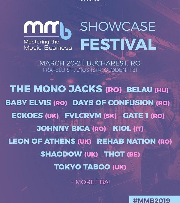 Mastering the Music Business devine membră INES – Rețeaua de festivaluri de showcase din Europa