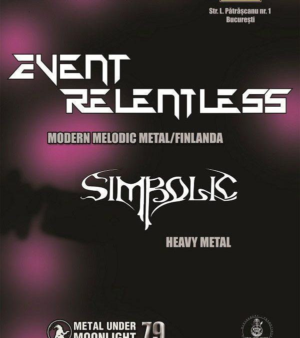 Event Relentless, noua senzație a metalului melodic din Finlanda, ajunge în premieră la București