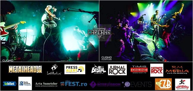 Hey Guy (chitaristul Gogol Bordello) în concert LIVE la Timișoara