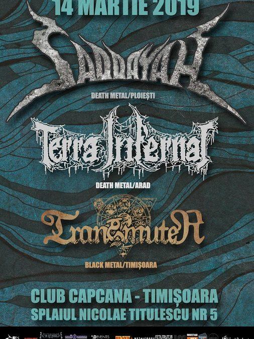 Concert Saddayah în premieră la Timișoara