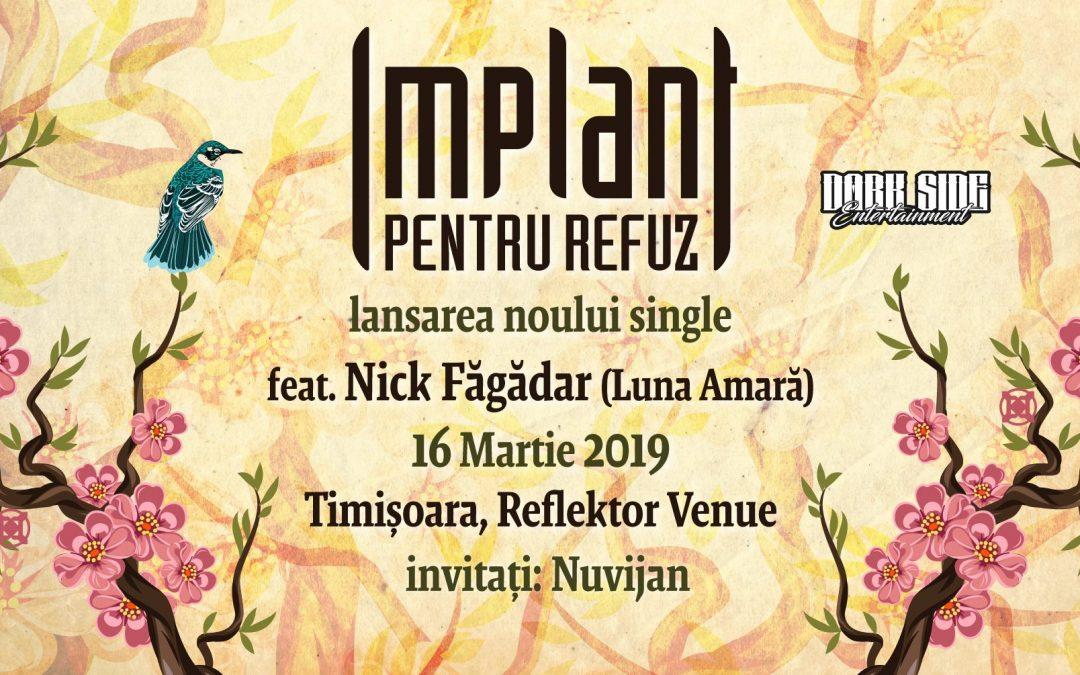 Cronică de concert: Implant Pentru Refuz în Reflektor Venue Timişoara (invitaţi: Nuvijan)