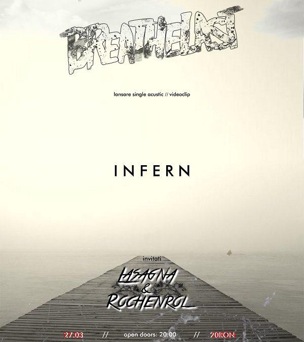 "Breathelast lansează videoclipul ""INFERN"""
