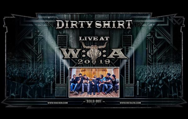 Dirty Shirt participă la Wacken Open Air Festival, cel mai mare eveniment metal din Europa​