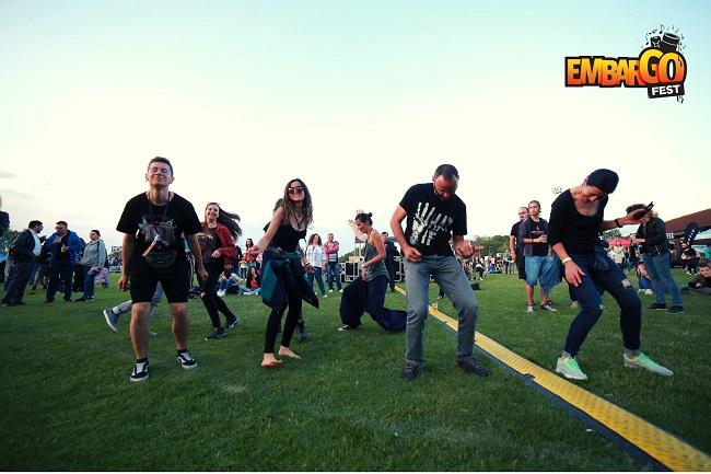 Peste 50 de trupe și artiști la cea de-a doua ediție a festivalului Embargo