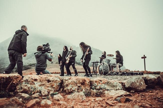 GOTHIC anunță data de lansare a noului videoclip filmat în Tenerife, Spania