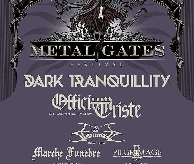 Final Step Productions prezintă Metal Gates Festival