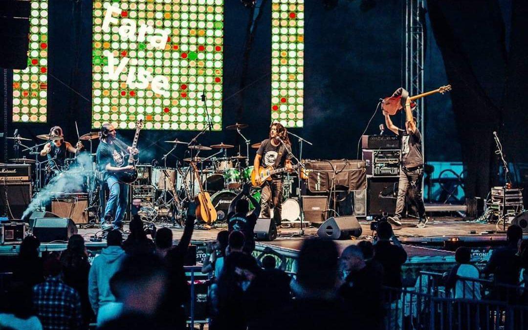 Fără Vise participă la festivalul Rock'n'Ride