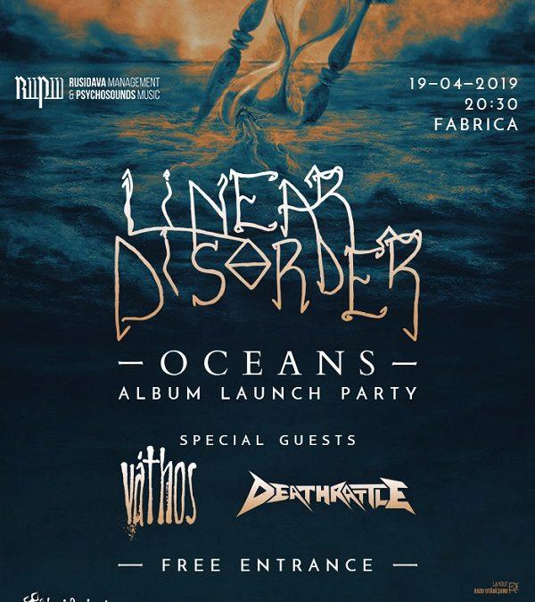 Linear Disorder lansează un nou EP și un lyric video