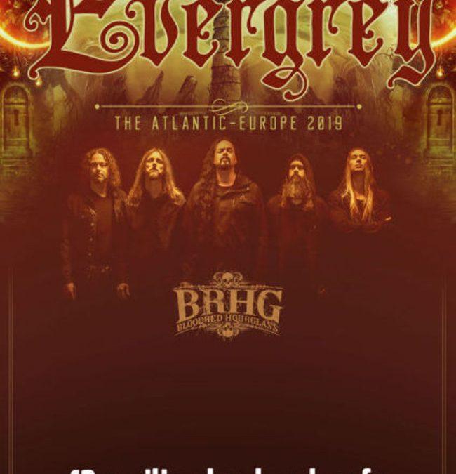 Evergrey la Hard Rock Cafe: Program și Reguli de acces