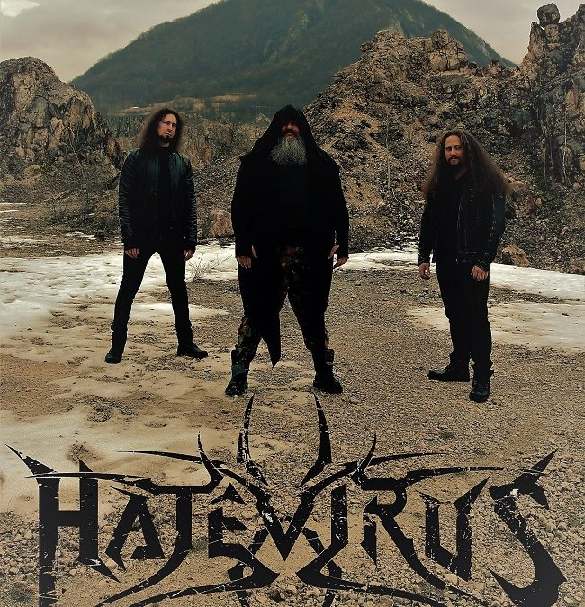"""HateviruS lansează un nou videoclip pentru piesa """"Archangel of Sun"""""""