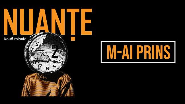 """Trupa Nuanțe lansează single-ul """"M-ai Prins"""""""
