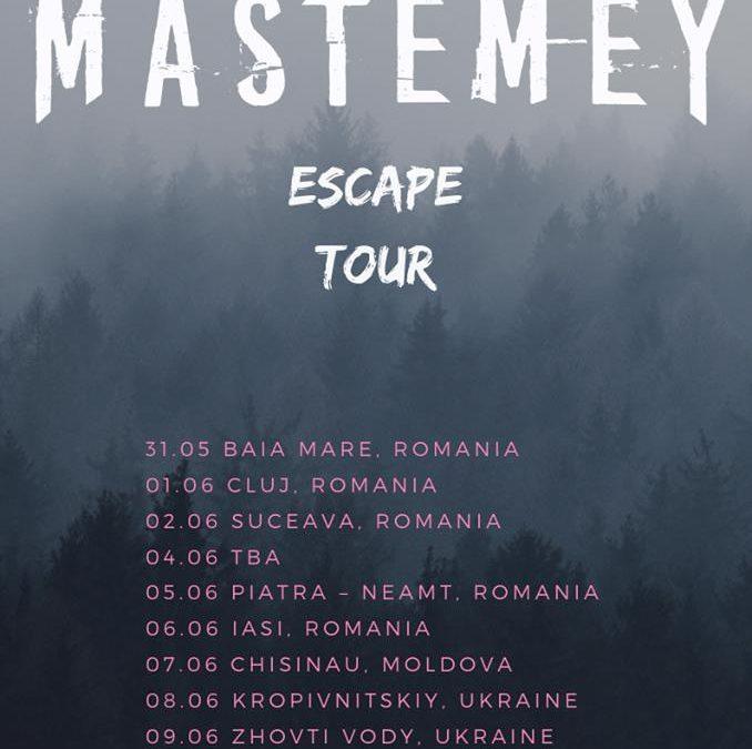 Polonezii de la Mastemey vin în turneu în România
