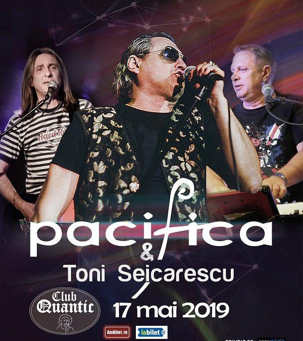 Concert Pacifica & Toni Șeicărescu @ Quantic